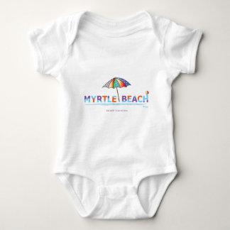Spaß Myrtle Beach, Körper-Anzug Sc Jersey Babybody