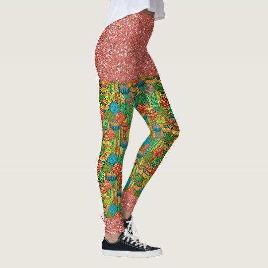 Spaß-Ostern-Pop-Mode-Gamaschen Leggings