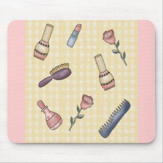 Spaß! Schönheits-Thema-Gewohnheit Mousepad
