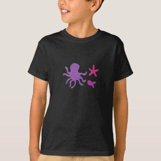Spaß-Seegeschöpf-Shirt T-Shirt