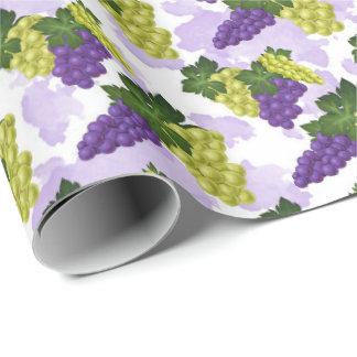 Spaß-Traubenmuster-Partyverpackung Geschenkpapier
