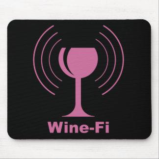 Spaß Wein-FI Mauspads
