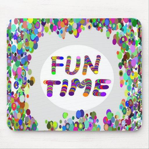 SPASS Zeit-Feiern:  Elegante Rückholgeschenke Mousepad