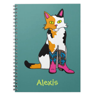 Spaßvogel das Katzennotizbuch Spiral Notizblock