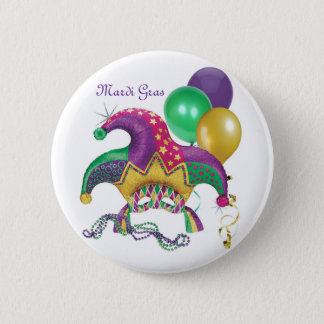 Spaßvogel Runder Button 5,7 Cm