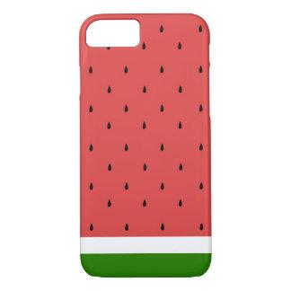 Spaßwassermelone-Handyfall iPhone 8/7 Hülle
