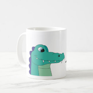 Später! Alligator! Klassische Tasse