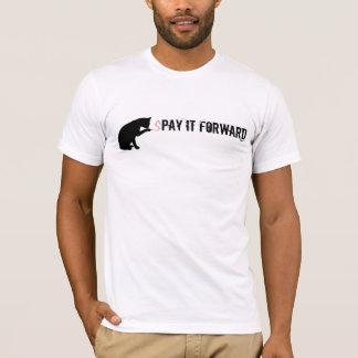 sPAY ES VORWÄRTS T-Shirt