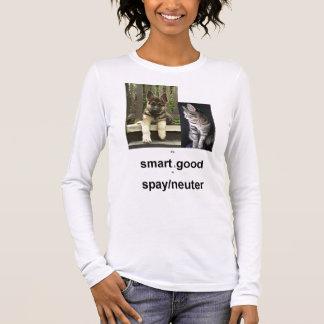spay Neutrum Langarm T-Shirt