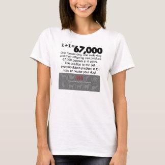 spay sächliches Shirt