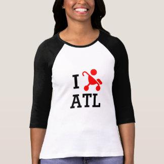 Spaziergänger-Schieber von Atlanta - VEREINIGEN T-Shirt