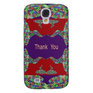 Special danken Ihnen - orientalische Lippen Galaxy S4 Hülle
