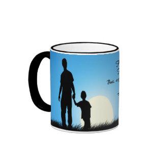 Special-Tassen der Vatertag Ringer Tasse