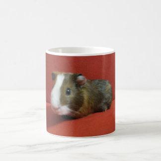 Speck das Meerschweinchen =) Kaffeetasse