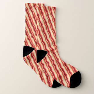 Speck-Liebhaber-Socken Socken