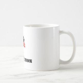 Speck-Revolution zentriert Kaffeetasse