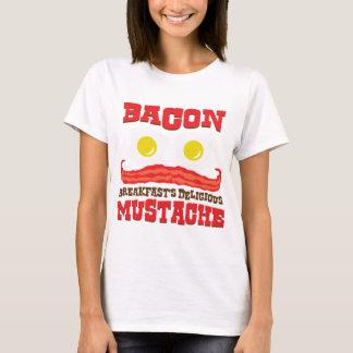 Speck-Schnurrbart T-Shirt