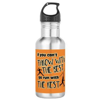 Speer-Wurf mit der Besten Wasser-Flasche Trinkflasche