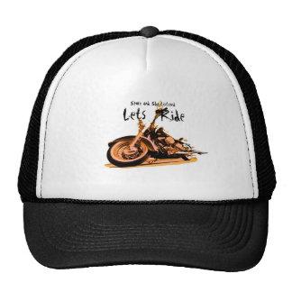 Speiche und sie hörten Hut est 2011® Retrokultkappe