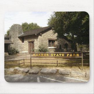 Speicher-Staats-Park, Texas Mousepad