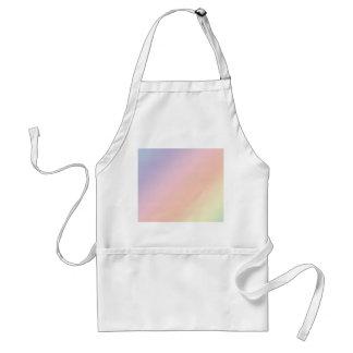 Spektrum färbt helle StandardSchürze Schürze