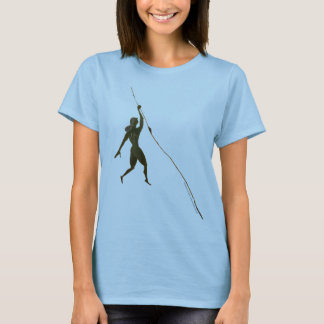 Spektrum - Klettern des Vasensprunges T-Shirt