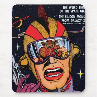 Sperren Sie FI-Comic-Bucheinband der Aktions-#2 Mauspad