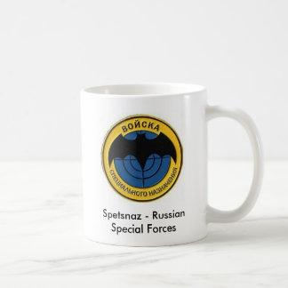 Spetsnaz Kaffeetasse