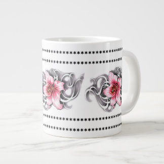 Spezielle entworfene riesige Tasse