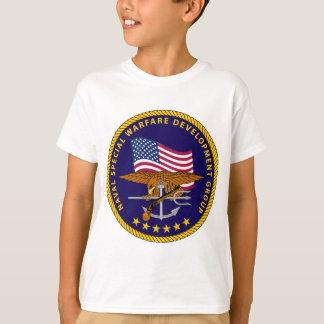 Spezielle Kriegsführungs-Entwicklungs-Marinegruppe T-Shirt