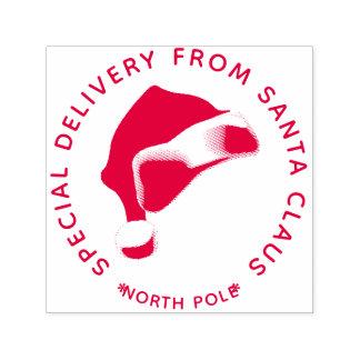 Spezielle Lieferung von Weihnachtsmann-Weihnachten Permastempel