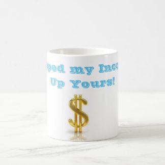 Spezielle Schale für Ihren Chef oder Mitarbeiter Kaffeetasse