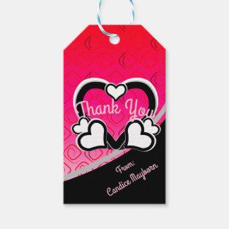 Spezieller Dank Geschenkanhänger