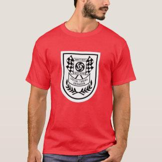 Spezielles abstimmendes T-Shirt Querstation