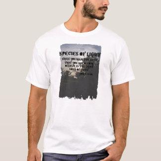 Spezies des Lichtes T-Shirt