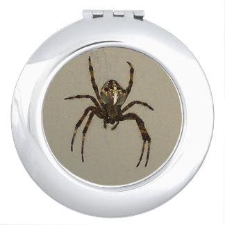 spider schminkspiegel