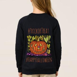 Spidery Jack O'Lantern Sweatshirt