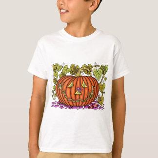 Spidery Jack O'Lantern T-Shirt