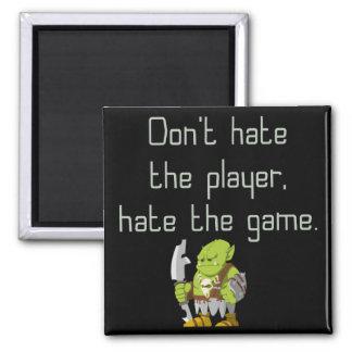 Spiel-Aussenseiter: Hassen Sie nicht den Spieler Quadratischer Magnet