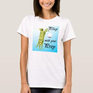 Spiel mit Ihrem Opfer (Volleyball) T-Shirt