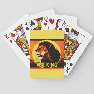 Spiel The King Spielkarten