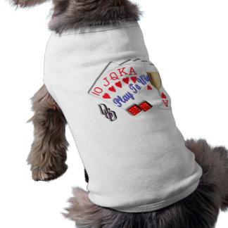 Spiel zum zu gewinnen T-Shirt