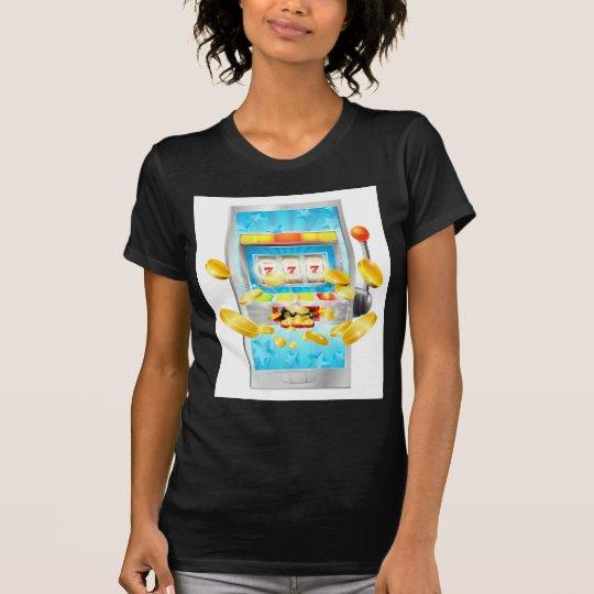 Spielautomat-Handy-Konzept T-Shirt