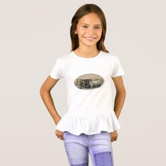 Spielen Sie stark und erhalten Sie schmutziges T-Shirt