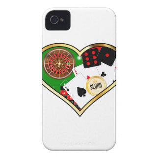 Spielende Liebe iPhone 4 Etuis