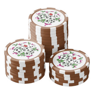 Spieler Poker Chip Set