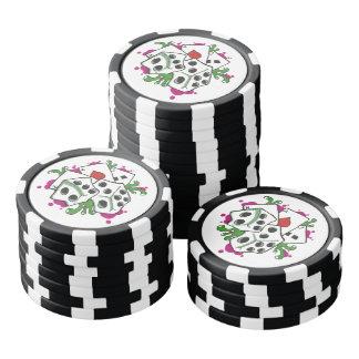 Spieler Poker Chip Sets