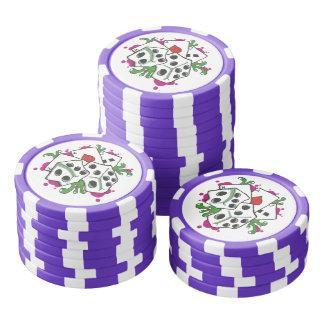 Spieler Poker Chips Set