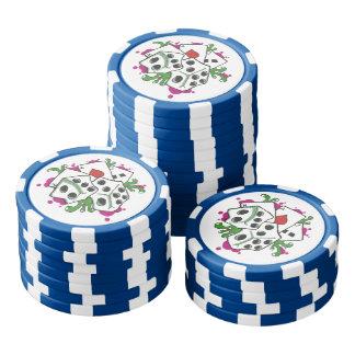 Spieler Poker Chips Sets