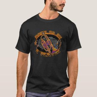 Spieler-Trompete ID281 T-Shirt